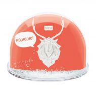 Dekoracyjna kula Koziol Dream Globe Jumbo HO, HO, HO
