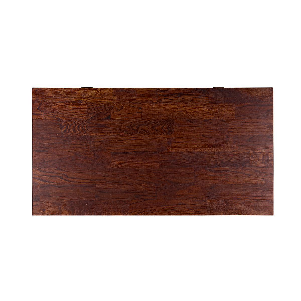 Deska do serwowania potraw brązowa 85 x 45 cm MAXIMA