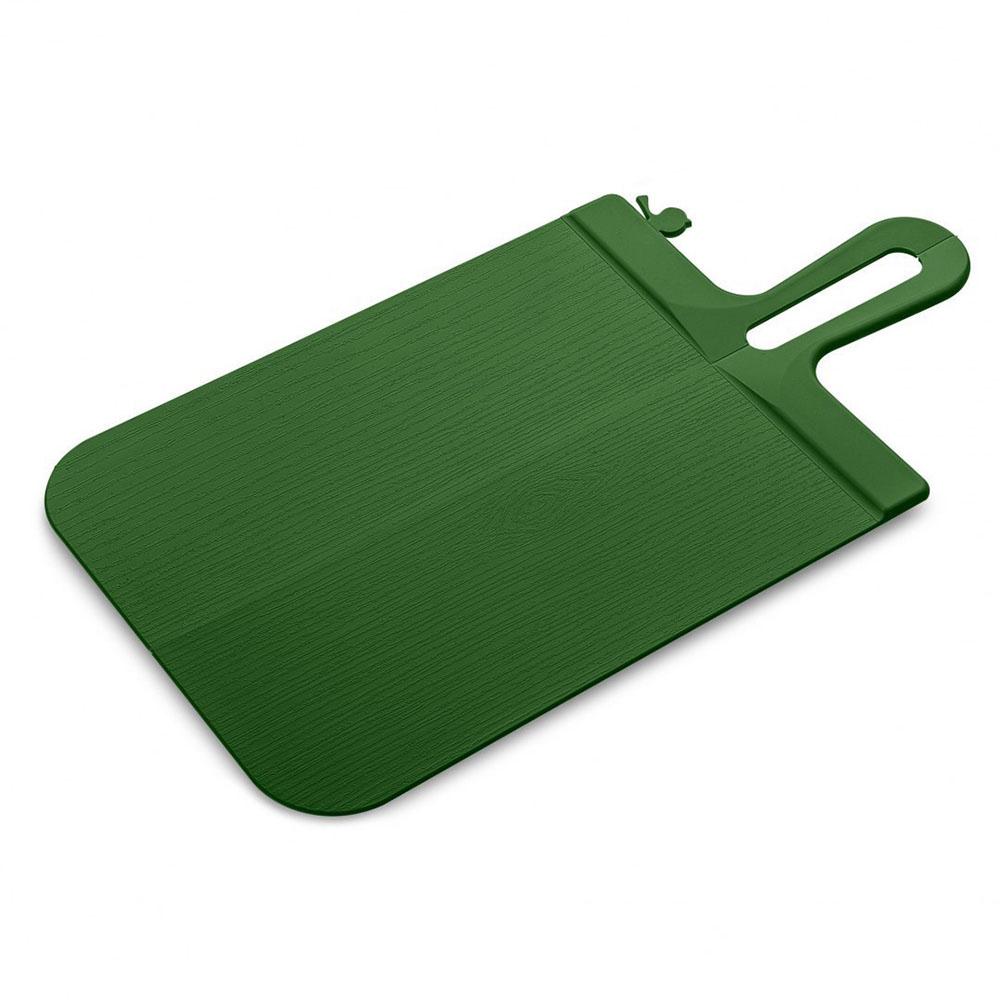 Deska kuchenna do krojenia 16,6x33,7 cm Koziol SNAP S leśna zieleń KZ-3250657
