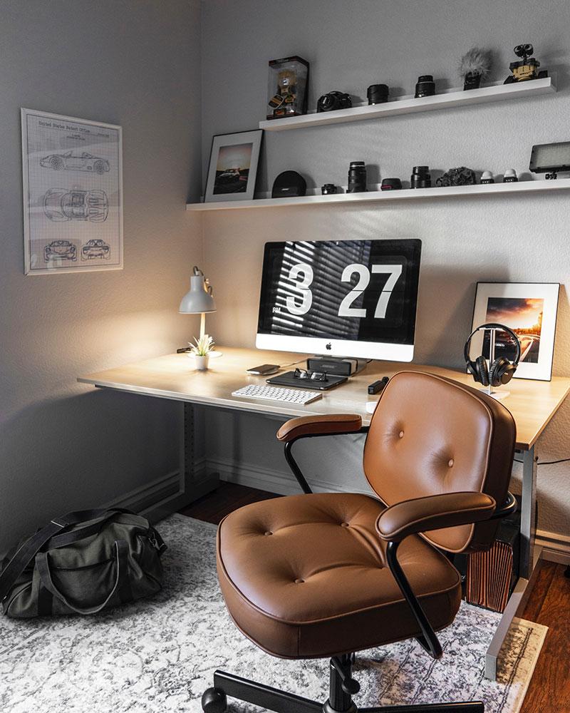 home office czyli domowe biuro