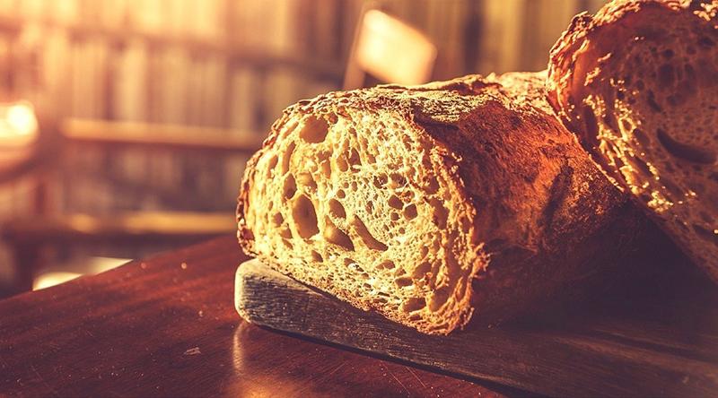 chleb domowy - wypiekanie chleba