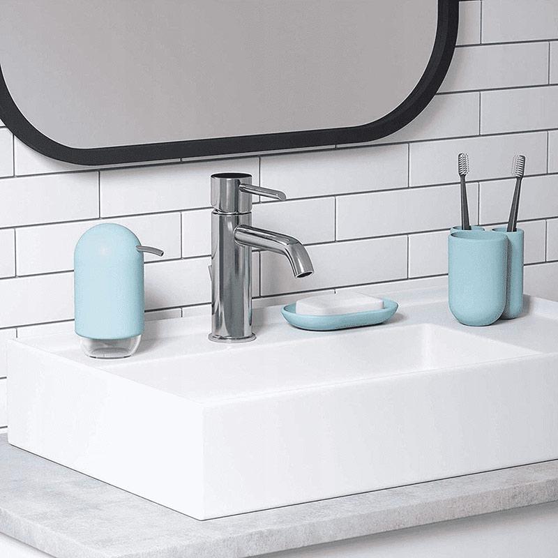 Dozownik łazienkowy do mydła Umbra Touch morski