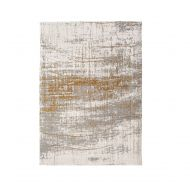 Dywan naturalny 170x240 cm Louis De Poortere Mad Man Columbus Gold beżowy