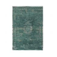 Dywan naturalny 170x240 cm Louis De Poortere Orient Jade turkusowy