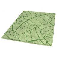 Dywanik łazienkowy 60 x 100 cm Kleine Wolke Kingston zielony