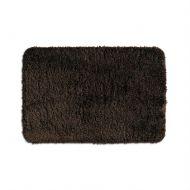 Dywanik łazienkowy 65x55cm Kela Livana brązowy