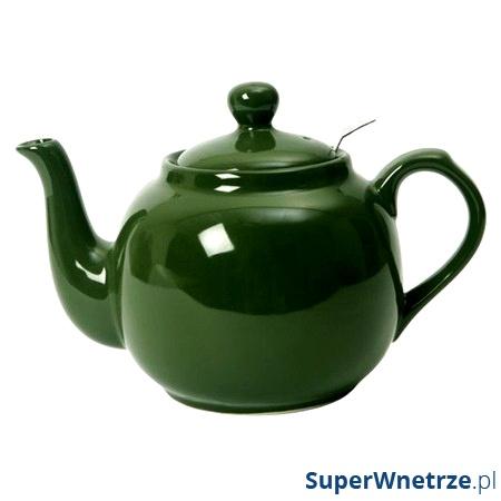 Dzbanek do herbaty z filtrem 1,8 l London Pottery zielony LP-17274100