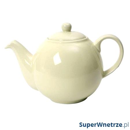 Dzbanek do herbaty 1,1 l London Pottery ivory LP-17232150