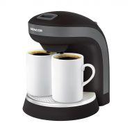 Ekspres do kawy i herbaty 15,8x20,6x19,9cm Sencor SCE 2000BK czarny