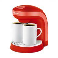 Ekspres do kawy i herbaty 15,8x20,6x19,9cm Sencor SCE 2003RD czerwony
