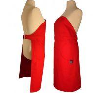 Fartuch kuchenny Nytta Design Click-on czerwony