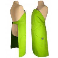 Fartuch kuchenny Nytta Design Click-on zielony