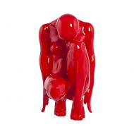 Figurka Rodyn Kokoon Design czerwony