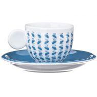 Filiżanka 100 ml Aironi Espresso United Colors Of Benetton niebieska