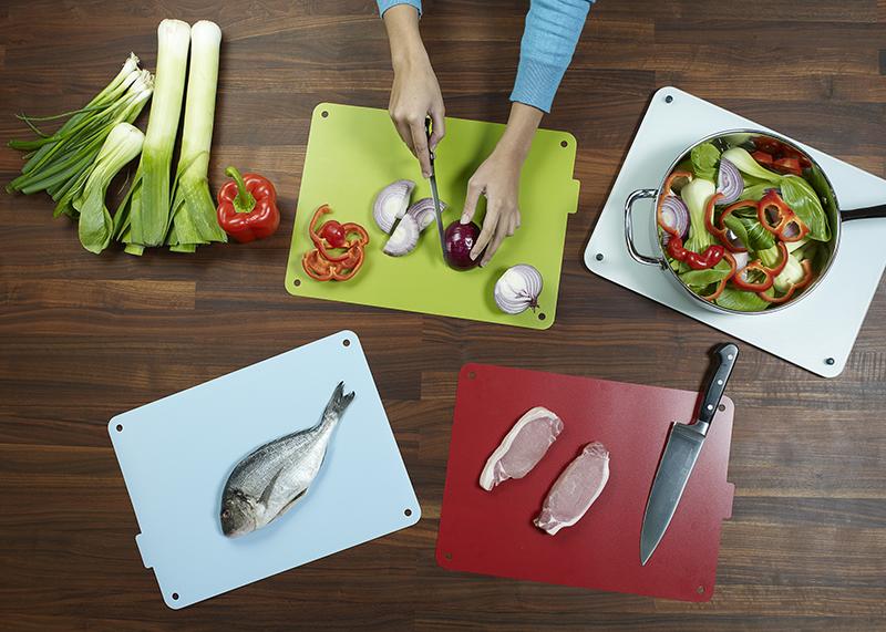 Deski kuchenne z tworzywa