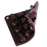 Foremka na czekoladki lub kostki lodu wiosna 16 sztuk Pavoni