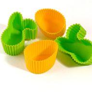 Foremki do muffinów 4 szt. Birkmann Wielkanoc