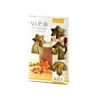 Foremki do wykrawania ciastek VIP III Birkmann 4 szt.