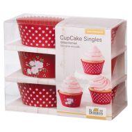 Foremki na cupcake 6 szt. Birkmann La Vie En Rose