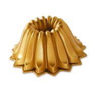 Forma do babki Nordic Ware Lotus złota