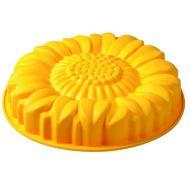 Forma do ciasta Girasole Pavoni słonecznik żółta
