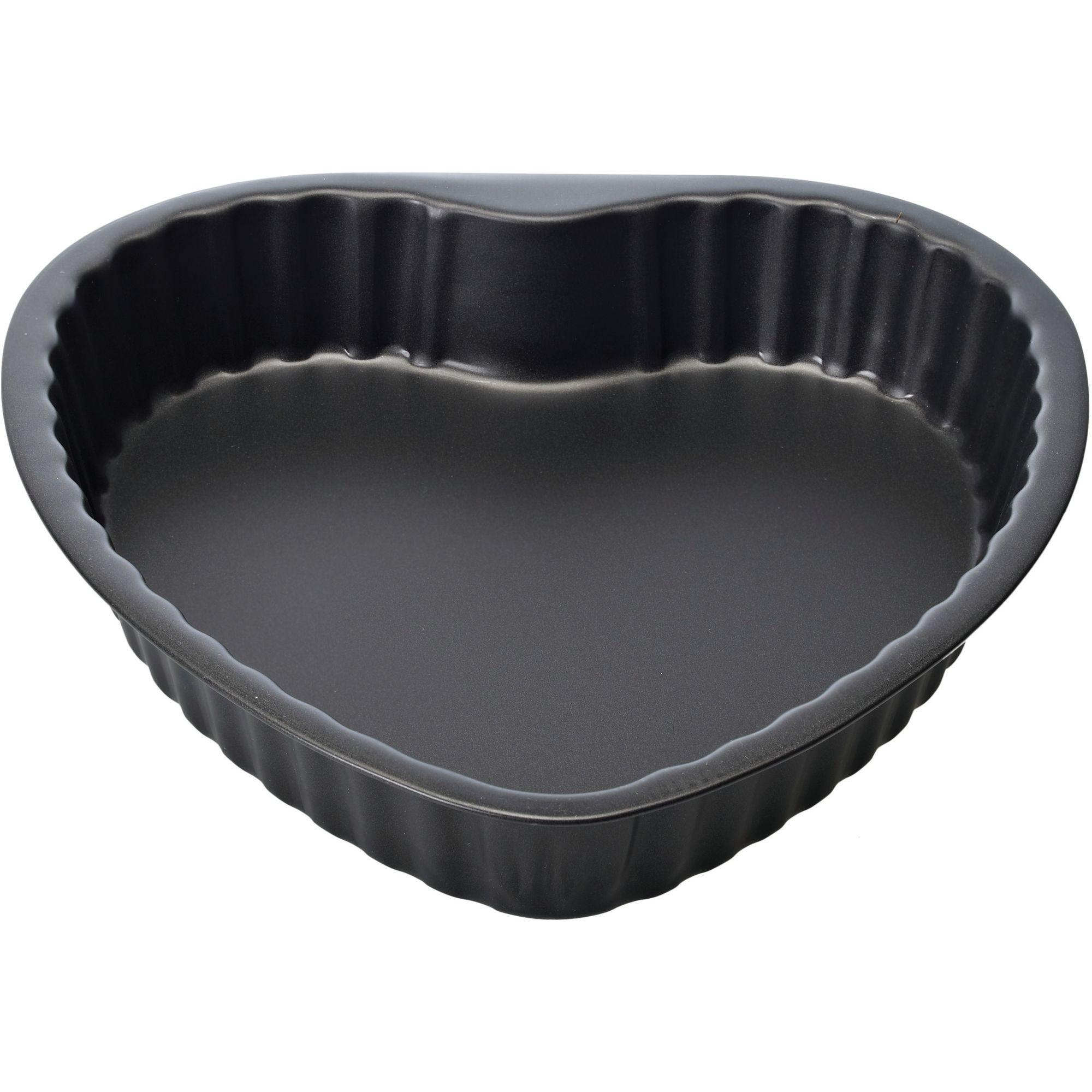 forma do tarty w kształcie serca 25 cm
