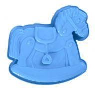 Forma na ciasto/tort Pavoni Baby Shower niebieska