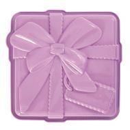 Forma na ciasto/tort Pavoni Gift fioletowa