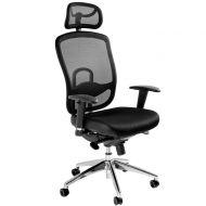 Fotel biurowy UNIQUE Vip czarny