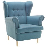 Fotel Uszak Neli Design