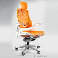 Fotel Unique Wau Elastomer - Mango