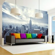 Fototapeta - Blue York (300x210 cm)