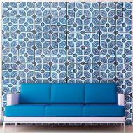 Fototapeta - Orientalna mozaika (50x1000 cm)