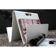Gazetnik 31x35cm D2 Cassie biały