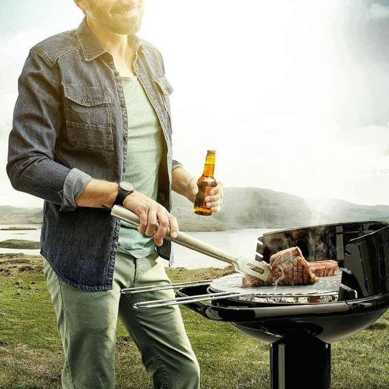 grill węglowy ogrodowy barbecook