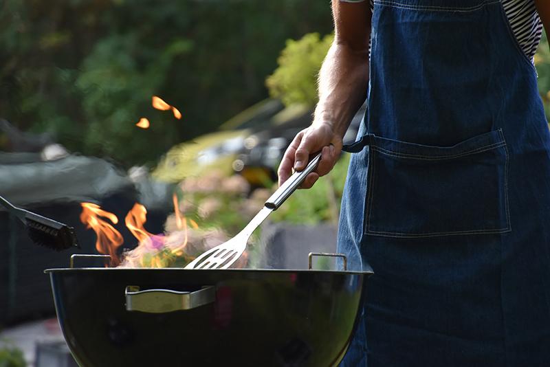 grill węglowy barbecue georgia vida