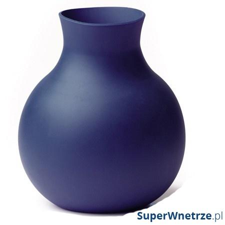 Gumowy wazon duży dwa w jednym ciemnoniebieski Living Room Menu 4752779