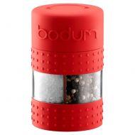 Młynek do soli/pieprzu Bodum Bistro czerwony