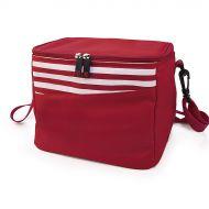IRIS MINI COOLER BAG torba termiczna 8 l czerwona