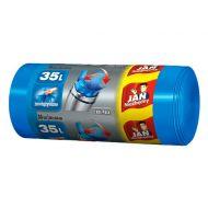JAN NIEZBĘDNY 35l 30szt. Worki HD Easy-pack niebieskie