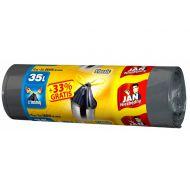 Jan Niezbędny worki z taśmą HD 35L 15+5szt.