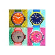 Zegar ścienny 43 x 43 cm NeXtime Time Zones
