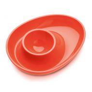 Kieliszek do jajek Koziol Columbus pomarańczowo-czerwony