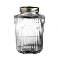 Słoik 1l Kilner Vintage Preserve Jars przezroczysty