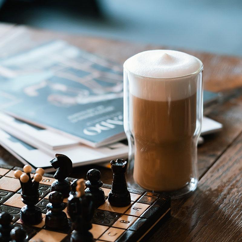 szklanka termiczna na kawę