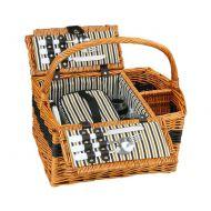 Koszyk piknikowy z wyposażeniem dla 2osób Cilio Cernobbio