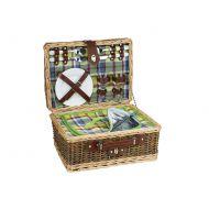 Koszyk piknikowy dla 2 osób Cilio Melano