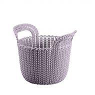 Koszyk 3 l (liliowy) XS Knit Curver