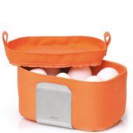 Koszyk na jajka Blomus Desa pomarańczowy