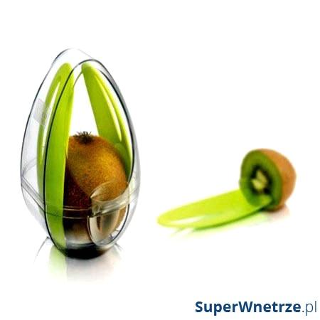 Krajacz do kiwi Tomorrows Kitchen zielony TK-2860460